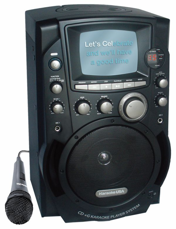 GQ753 Karaoke Player